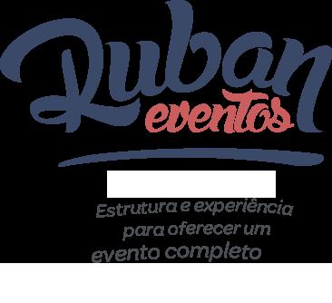 Ruban Eventos - Estrutura e experiência para oferecer um evento completo